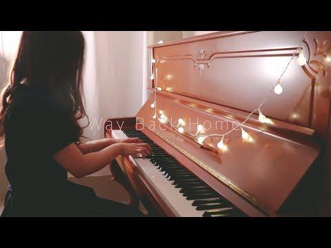 숀 (SHAUN) - Way Back Home Piano Cover