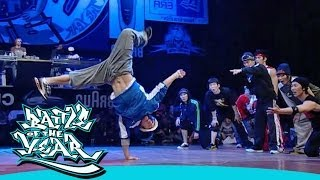BOTY 2005 - LAST FOR ONE VS ICHIGEKI - BATTLE FOR 1ST PLACE [OFFICIAL HD VERSION BOTY TV]
