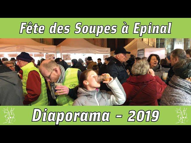 Fête des Soupes à Epinal 2019 Diaporama