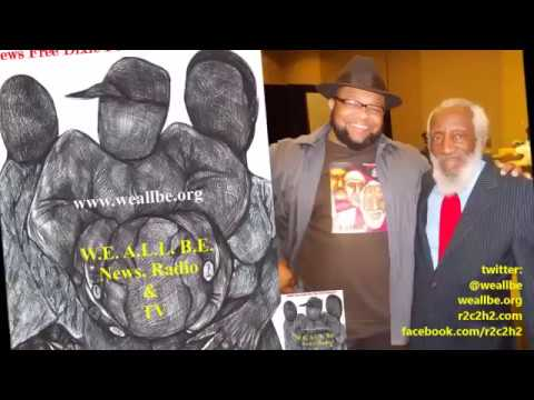 Baba Dick GREgory On Dr. Sebi, PrINce, Donald Trump & MOOR (8/7/2016)