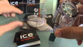 """ICE-WATCH Pure Forest - Unisex (Unboxing / Déballage) """"Style Rolex"""" HD"""