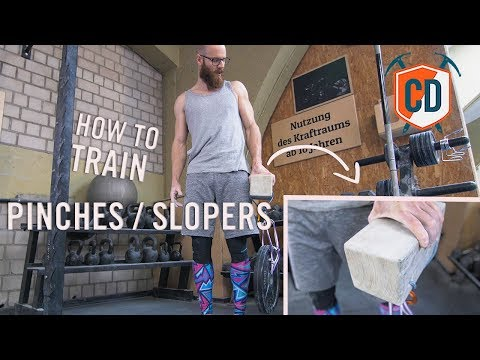 How To Train For Slopers And Pinches | Climbing Daily Ep1591