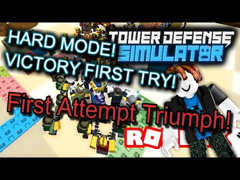 How to farm on Roblox Tower Defense Simulator INSTANT TRIUMPH