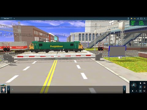 Trainz Railfanning Pt 101: Thomas & Friends Meet British Rail