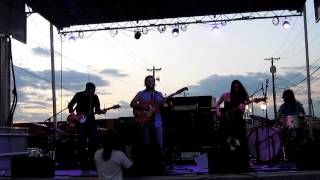 "Vandevander - ""The Wicked Dance"" - Free Tulsa Music Festival 2012"