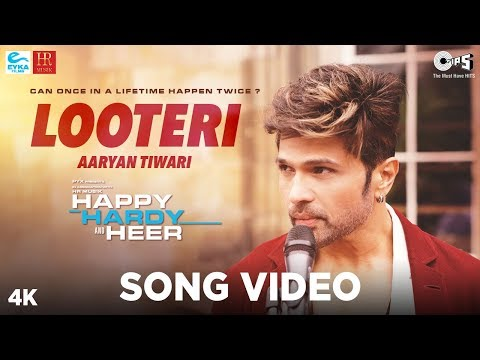 Looteri Official Song - Happy Hardy And Heer | Himesh Reshammiya, Sonia Mann | Aaryan Tiwari