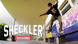 Sheckler Sessions: Pre-Flight Boarding | SEASON 4 PREMIERE