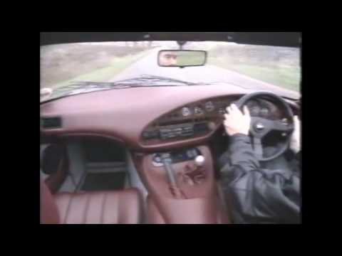 Old Top Gear 1992 – TVR Griffith