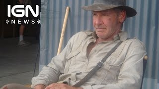 Harrison Ford Still Hopes to Play Indiana Jones Again - IGN News