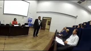 День открытых дверей программ МВА и профпереподготовки 12.09.17. Часть 1. Видео 360