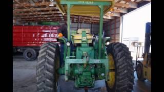 Farm Machinery Retirement Auction