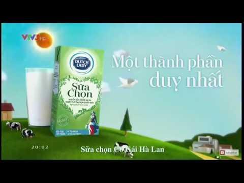 Quang cao co gai ha lan sua chon nam 2014