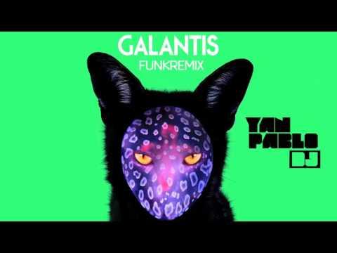 Yan Pablo DJ feat Galantis - Runaway  U & I - Funk Remix