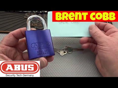 "(826) Brent Cobb's Abus Challenge ""J"""