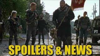 The Walking Dead Season 8 Spoilers & News TWD Season 8 Filming News