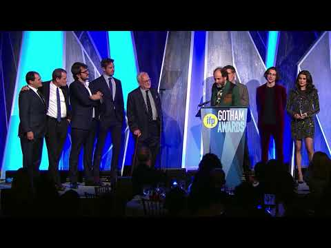 CALL ME BY YOUR NAME wins the 2017 IFP Gotham Award for Best Feature