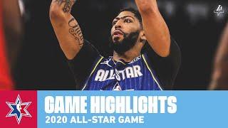 ALL-STAR HIGHLIGHTS | Anthony Davis (20 pts, 9 reb, 3 blk)