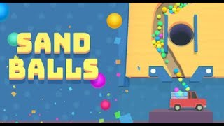 Sand Balls Full Gameplay Walkthrough All Levels