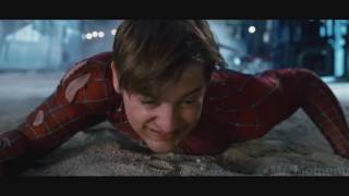 Человек паук и Новый Гоблин против Венома и Песочного Человека  Финальная битва  Часть 1