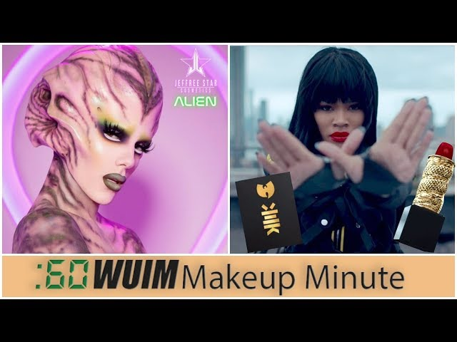 Jeffree Star Alien Collection Revealed + Milk x WuTang Launch TODAY! | Makeup Minute