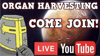 RIMWORLD Organ Harvesting Live