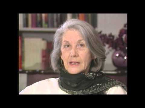 Remembering Writer And Activist Nadine Gordimer