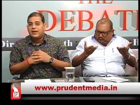 The debate Ep No  208 17 May 18