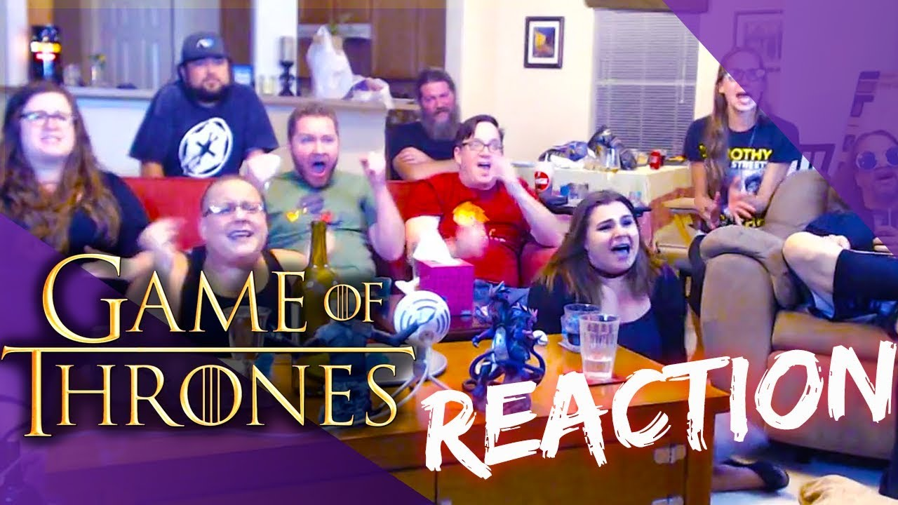Download Game of Thrones Reaction Video | Beyond the Wall Episode 6| Battling Wight Walkers