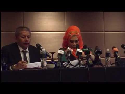 Lawyer Datuk Seri VIda Baca Surat Balasan Tuntutan Kepada Aishah