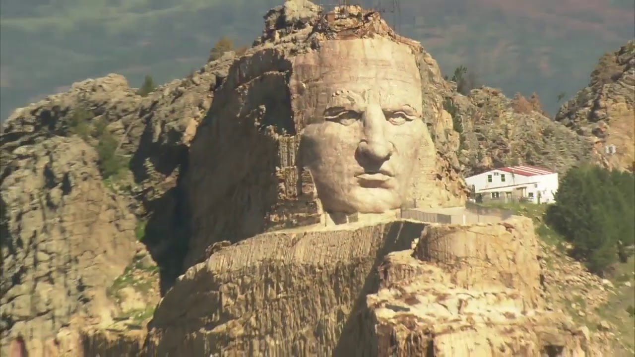 Landscapes of South Dakota: Crazy Horse