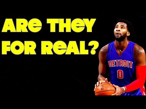 Are the Detroit Pistons a GOOD TEAM? PLAYOFF READY?