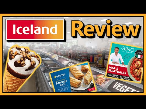 Iceland Review (Supermarket & Online Shopping)