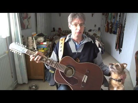 Guitar lesson 059G-Another 45 Miles