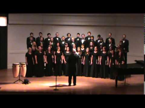 Ain't Got Time to Die - 2013 Lycoming Tour Choir Homecoming Concert