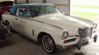 1963 Studebaker Hawk GT 289 V8 48,xxx Original Miles