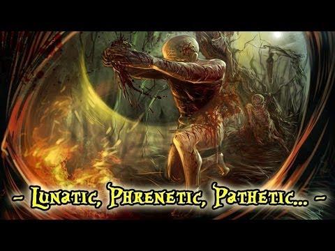 Odium Nova - Lunatic, Phrenetic, Pathetic...