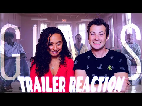 GLASS TRAILER REACTION - THIS LOOKS AMAZING