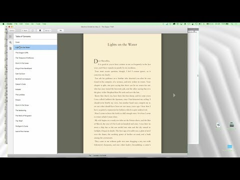32 - DTP With QuarkXPress: Creating An EPub Or Kindle