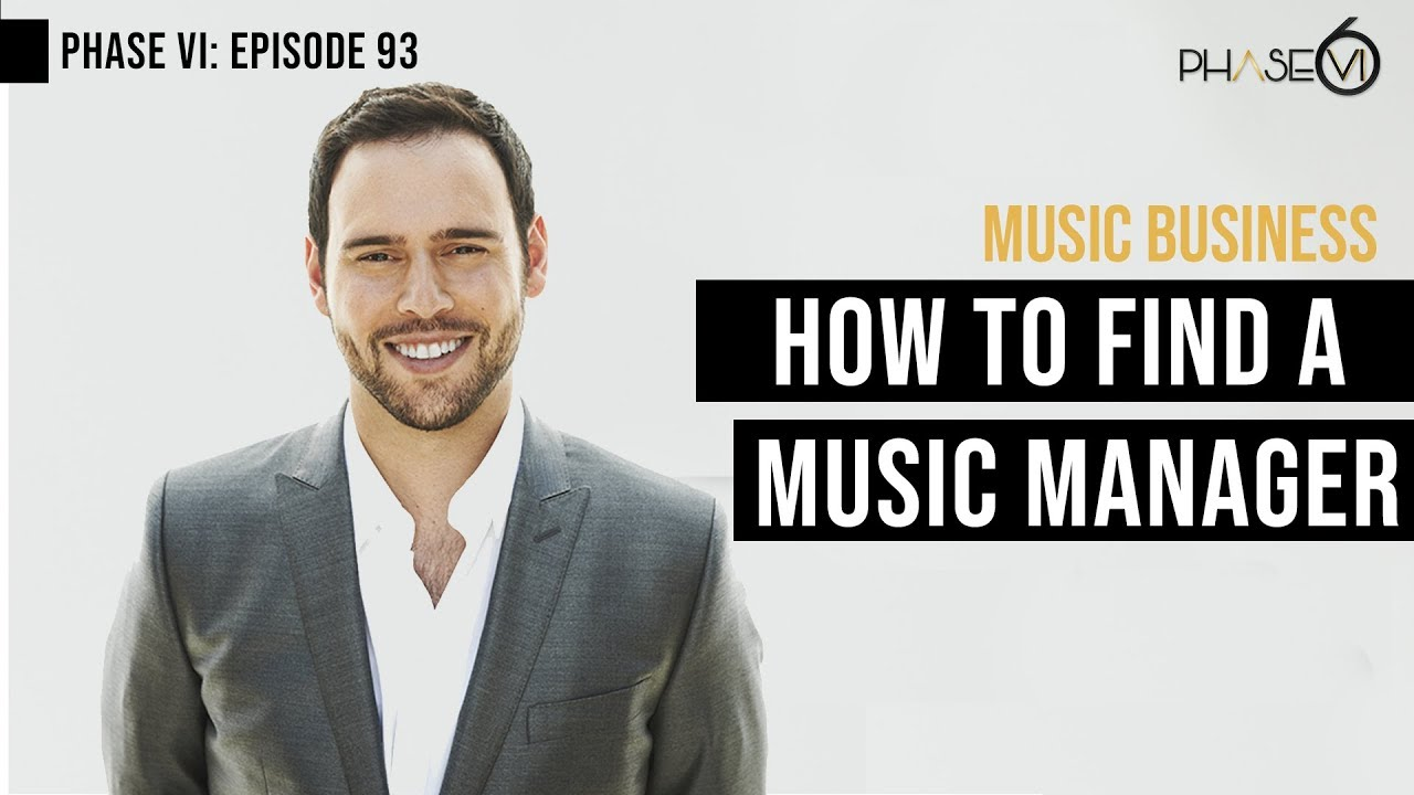 Find Manager ep. 93 - how to find a music manager