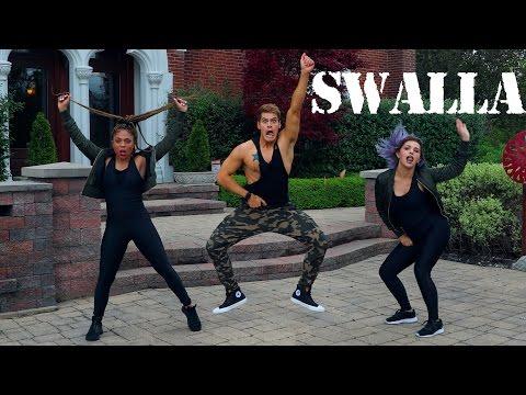 Jason Derulo - Swalla   The Fitness Marshall   Cardio Concert