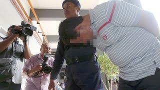 Teacher pleads not guilty to molesting pupils