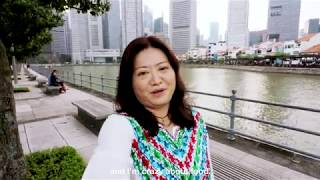 Withlocals Originals Singapore Tour with Cynthia