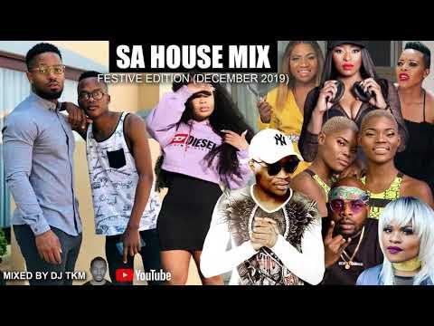 South African House Music Mix 2020   ft. Master KG, TNS, DJ Zinhle, DJ Maphorisa...  Mixed by DJ TKM