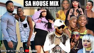 South African House Music Mix 2020 | Mixed by DJ TKM