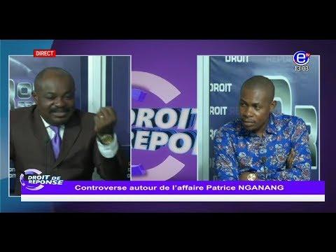 DROIT DE REPONSE (Les enjeux de la session parlementaire de Novembre | L'affaire Patrice NGANANG)