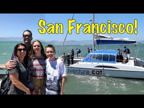 First Time Exploring San Fransisco | Clintus.tv
