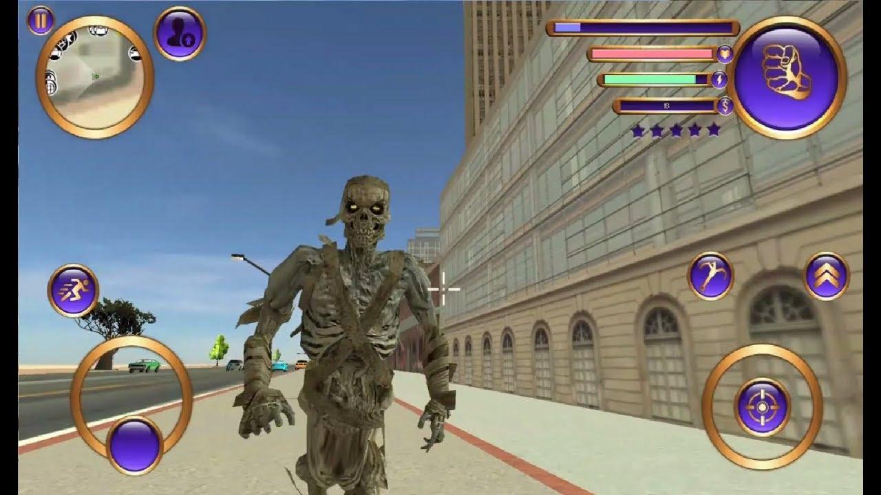 Mummy Crime Simulator Game Naxeex Llc Android Gameplay Youtube