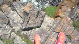 Ireland Vlog Day 11! Aran Islands, biking, and hanging over cliffs! August 30, 2012 Thumbnail