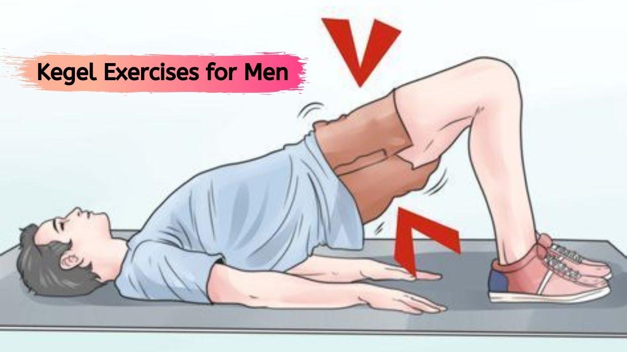 Top 10 Benefits of Kegel Exercises for Men ⚠️ - YouTube
