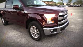 2015 Ford F-150 Pete Reyes Interview